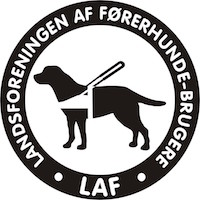 LAF's logo